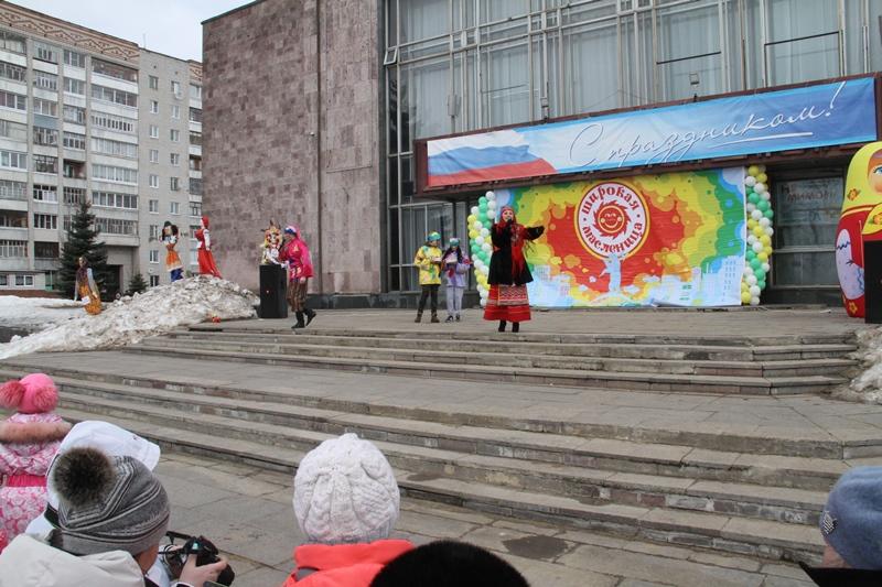 Стала известна программа Масленицы в Рыбинске