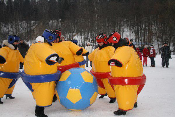 Участников акции в поддержку олимпийцев ждет насыщенная спортивно-развлекательная программа