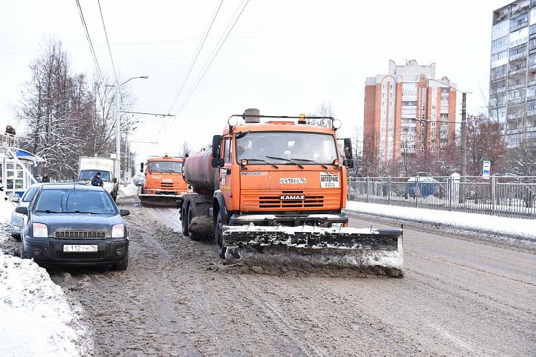 Снегопады вынуждают: в Ярославле вновь введут «снежный билет»