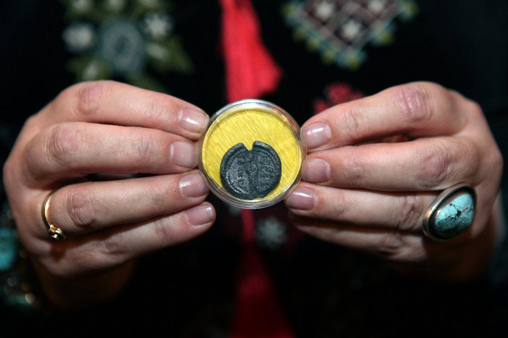 История одной находки. Археологи раскрыли секрет княжеской печати