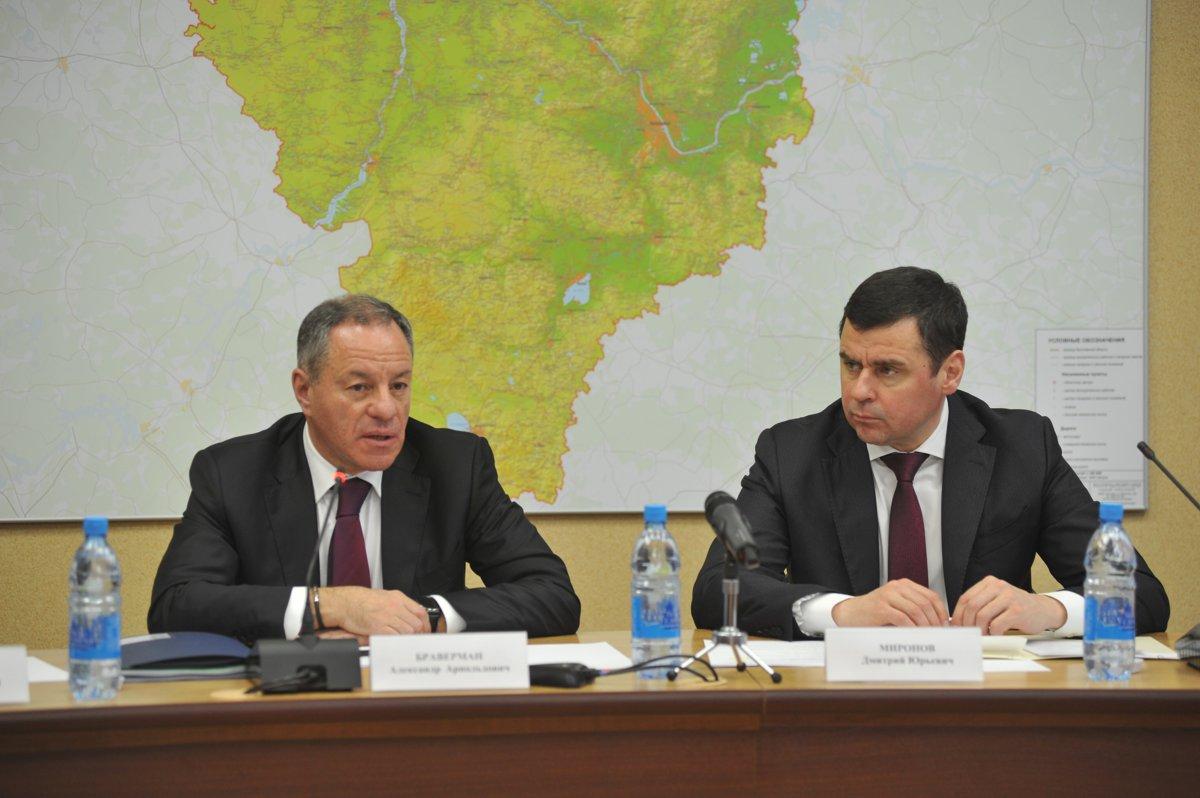 Дмитрий Миронов: «Региональная лизинговая компания позволит более эффективно развиваться субъектам предпринимательства»