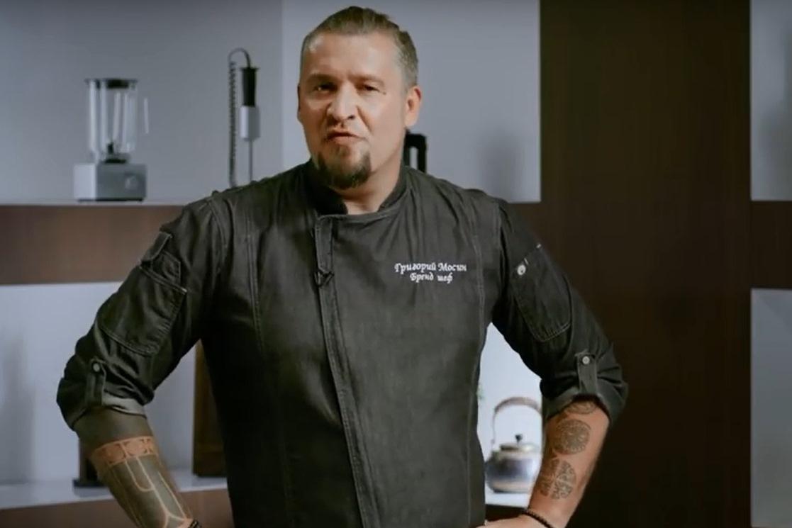 Знаменитый шеф-повар разработал для «Главной Масленицы страны» специальный рецепт бургера