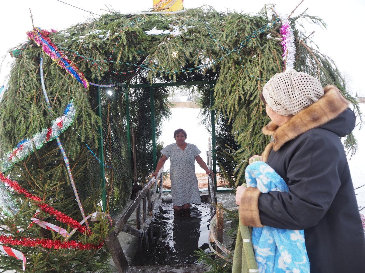 Чудеса в Кувакино. В некрасовском селе жители разных городов страны восстанавливают местный храм