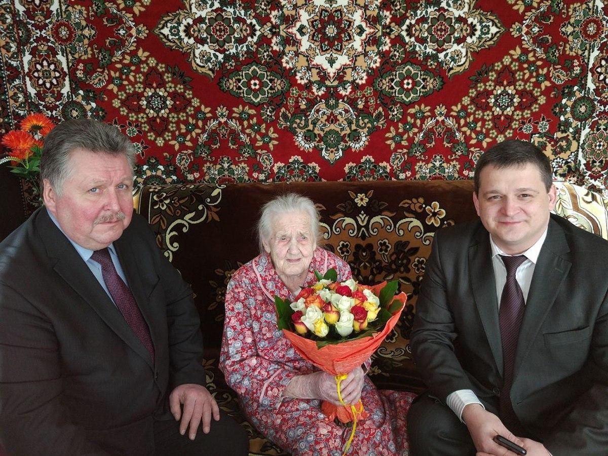 Жительница Ярославля отпраздновала свой 110-летний юбилей