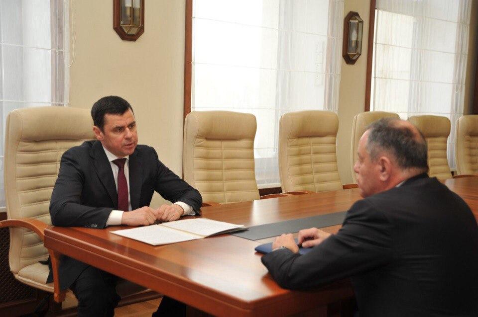 Дмитрий Миронов: 1,5 миллиарда рублей вложат в региональную лизинговую компанию