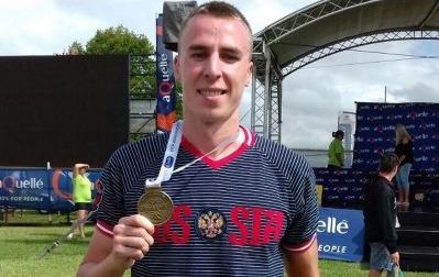 Ярославский пловец выиграл престижные соревнования в ЮАР