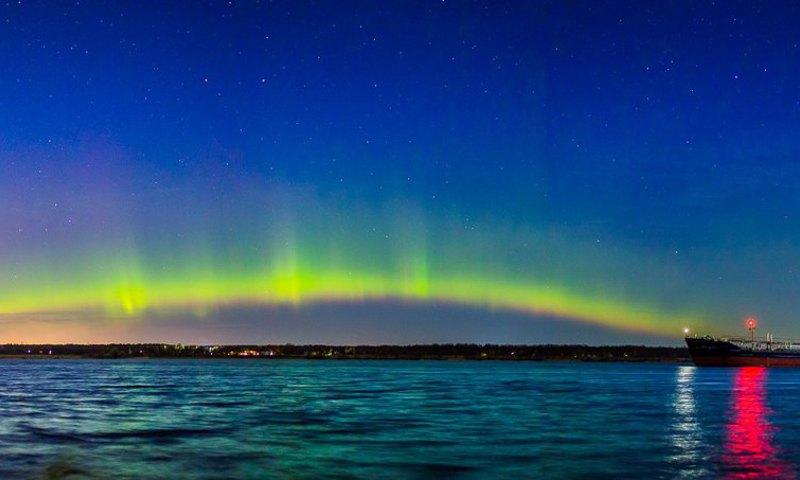 В День всех влюбленных ярославцы смогут увидеть северное сияние