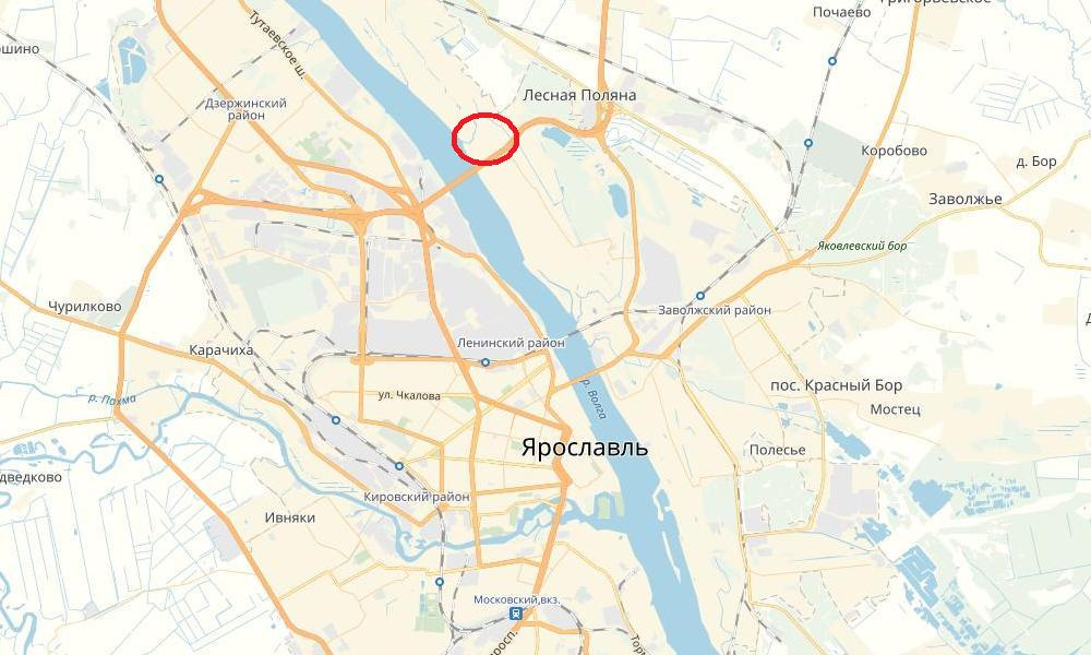 В Ярославле собираются построить вертолетную площадку
