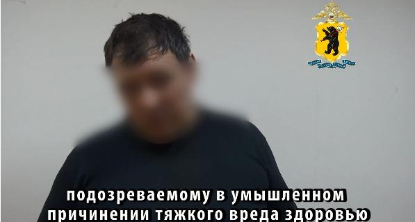 В Ярославле взяли под стражу мужчину, открывшего стрельбу в центре города