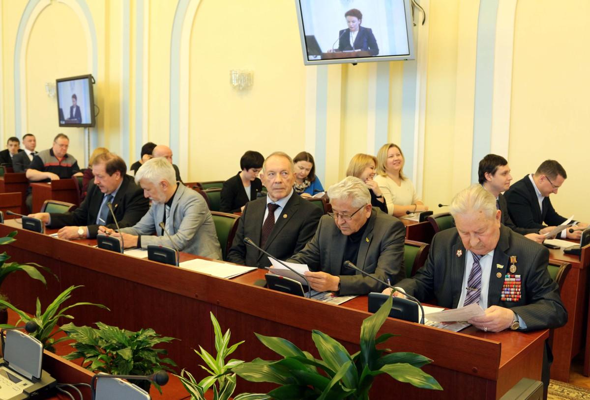 Общественная палата Ярославской области четвертого созыва полностью сформирована