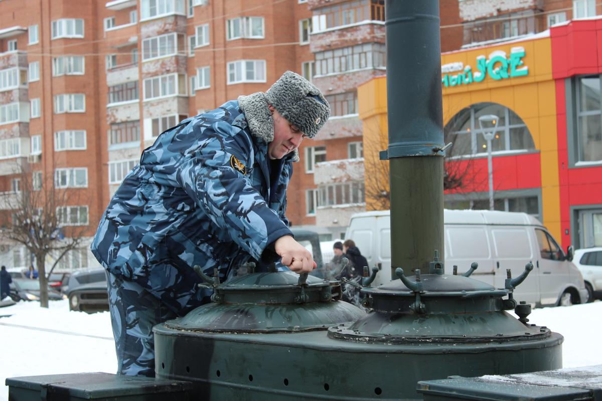 В Ярославле прошел масленичный марафон под девизом «Долг платежом красен»