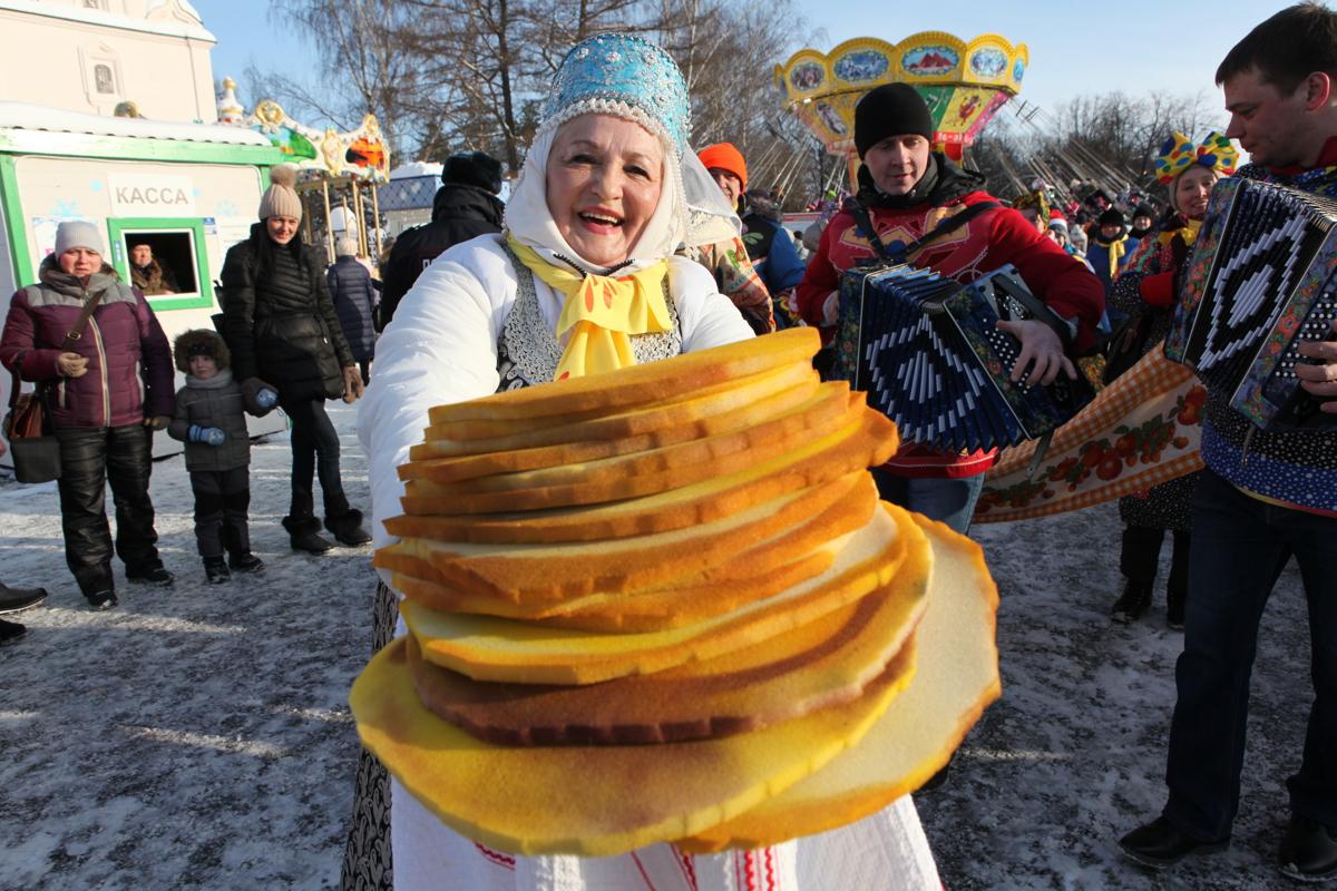 В Ярославле в воскресенье закроют «Главную Масленицу страны»: программа