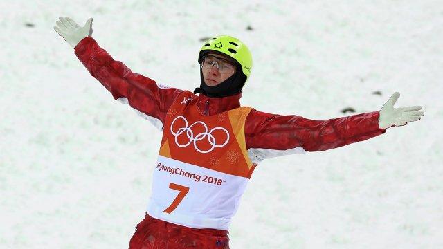 Дмитрий Миронов поздравил руководителя ярославской школы лыжной акробатики с бронзой Олимпиады в Пхенчхане Ильи Бурова