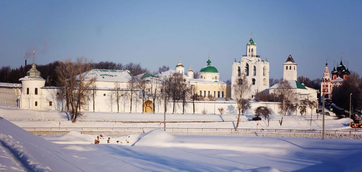 Ярославская область вошла в десятку самых популярных регионов у российских туристов