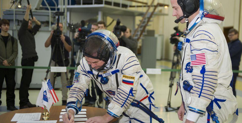 Рыбинский космонавт Алексей Овчинин начал готовиться к полету на МКС