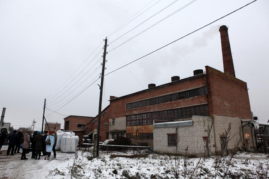 В поселке Мокеиха ведутся работы по восстановлению нормального режима работы местной котельной