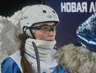 Ярославна выиграла первенство мира по фристайлу