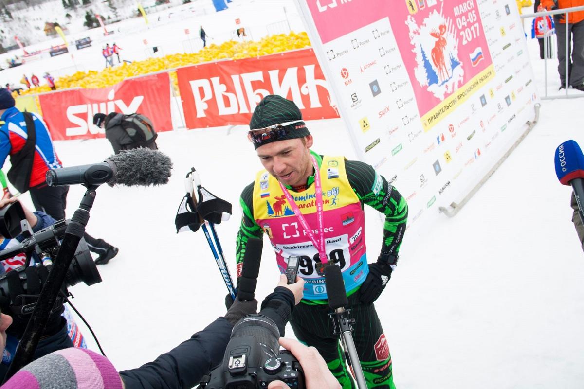 На Деминский марафон приедут два олимпийских чемпиона