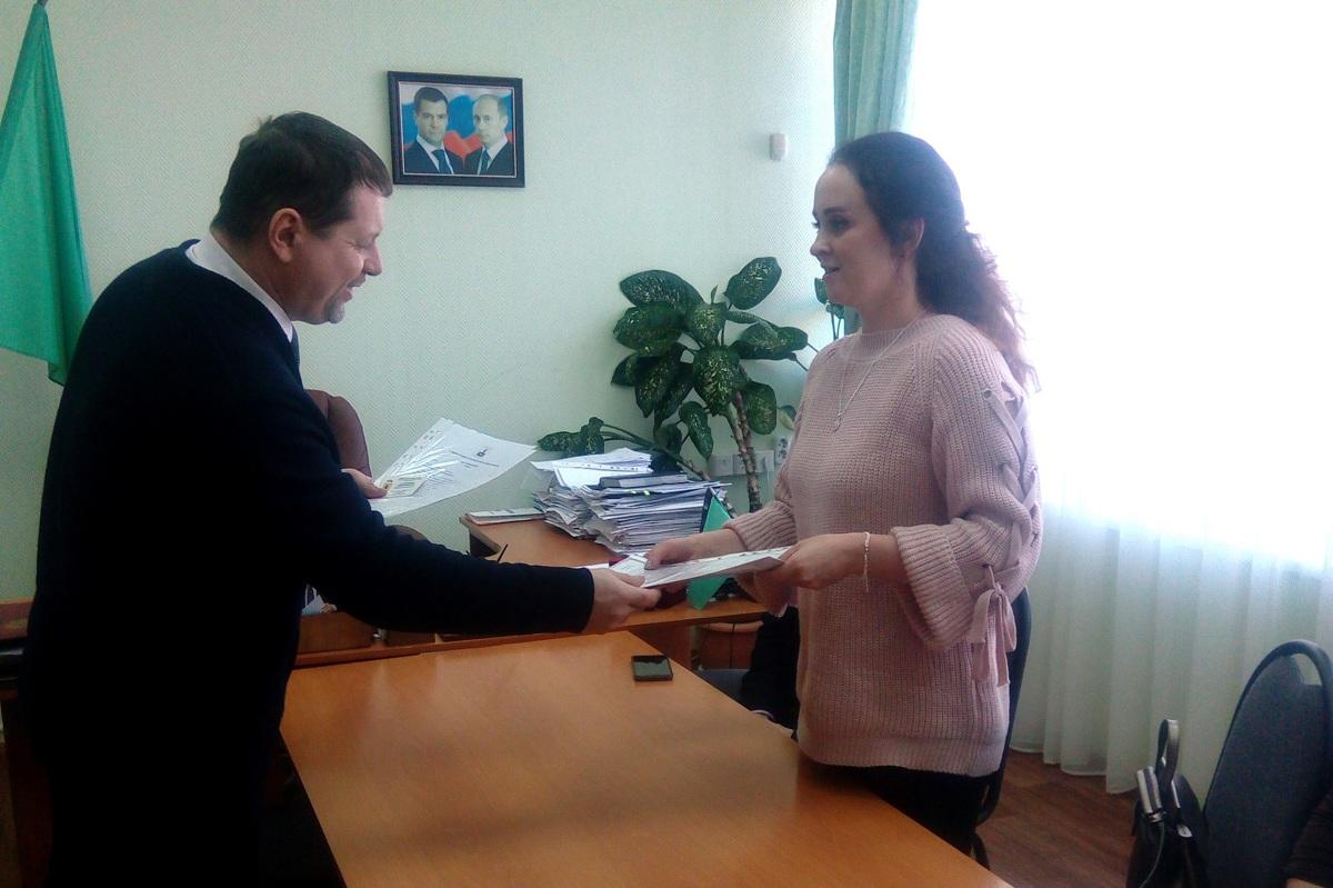 Многодетным семьям предоставлено пять земельных участков в Мышкине
