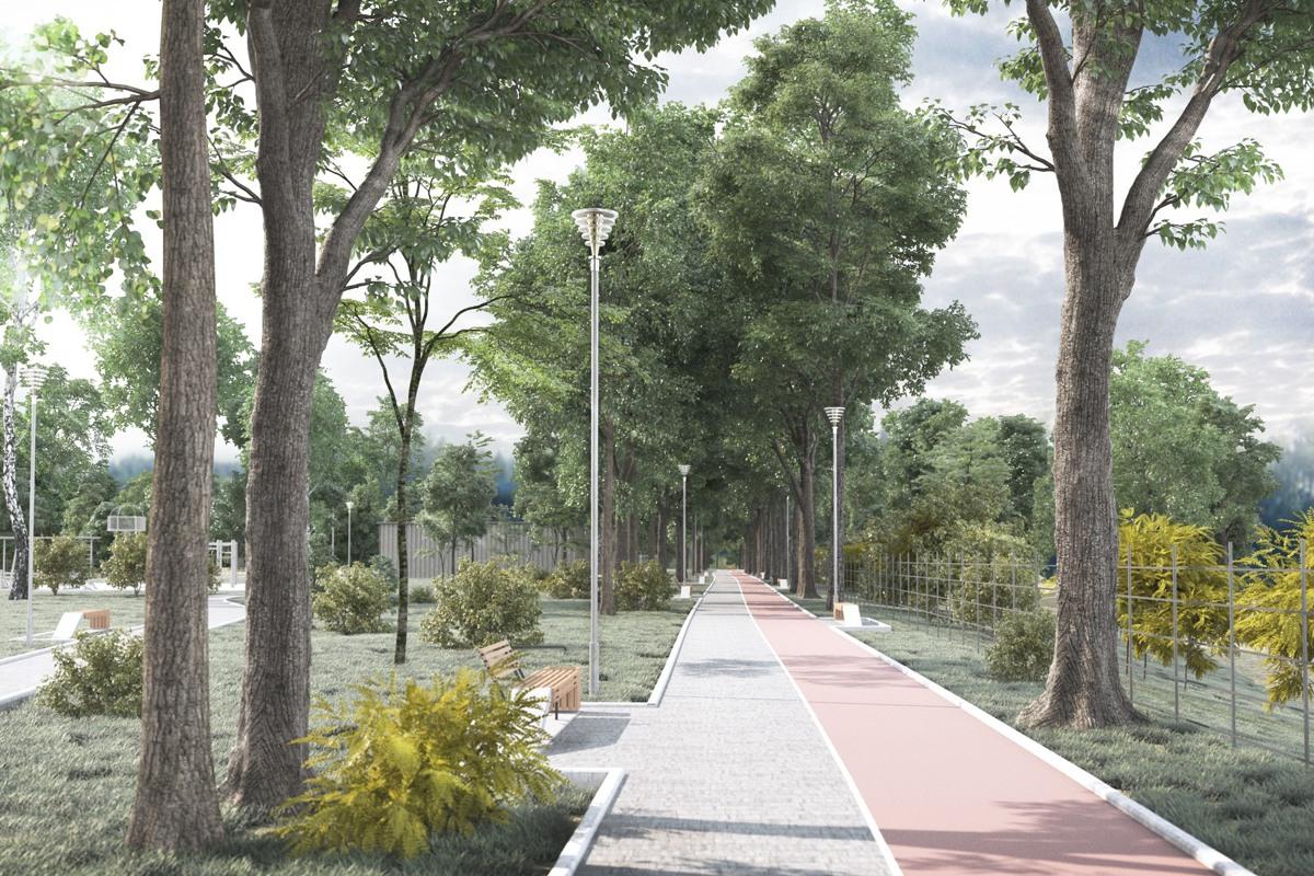 В Гаврилов-Яме представлены проекты благоустройства парка, стадиона и территорий у прудов по программе «Решаем вместе!»