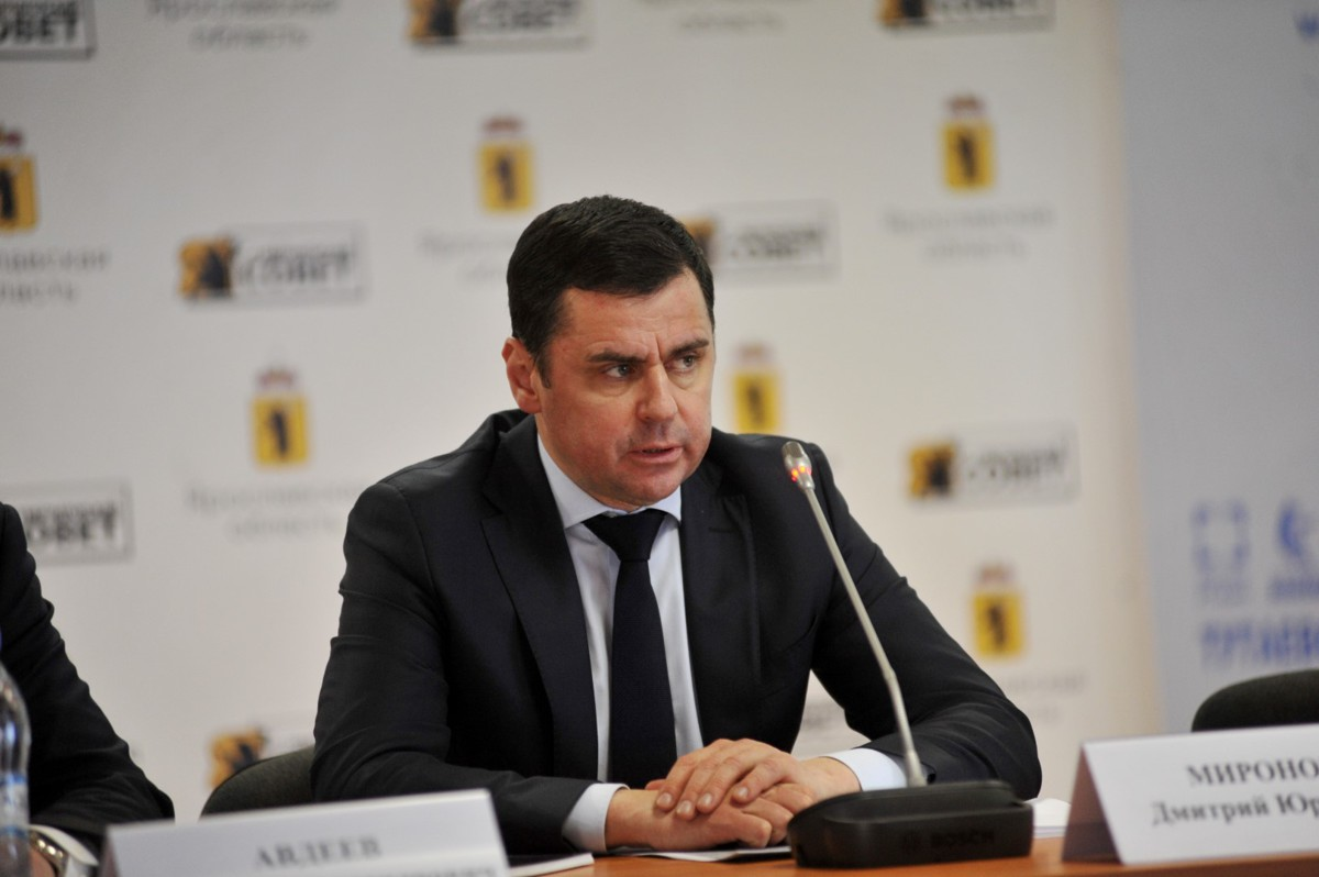 Олег Белков: «Благодаря поддержке Президента и губернатора «Вымпелу» удалось решить ряд важнейших вопросов»