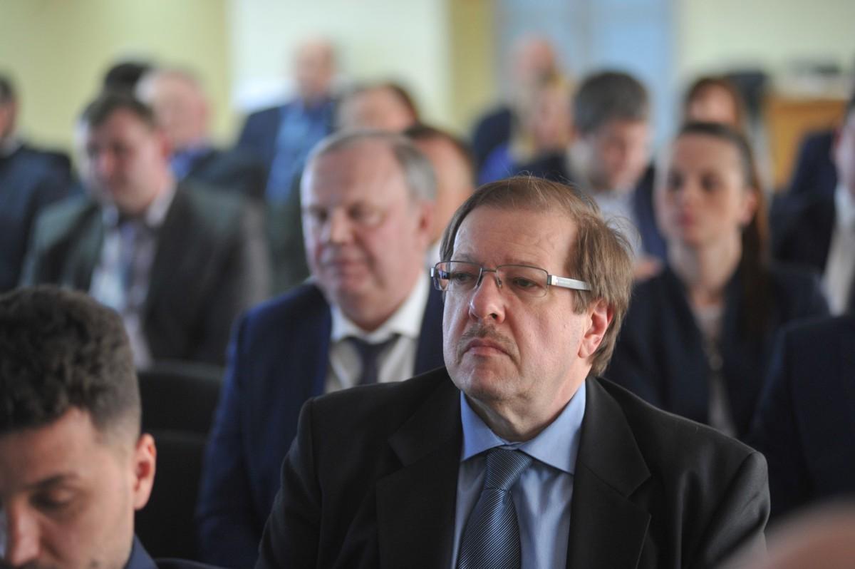 Максим Авдеев: «Будем вести работу, нацеленную на повышение технологического потенциала региона, модернизацию экономики»