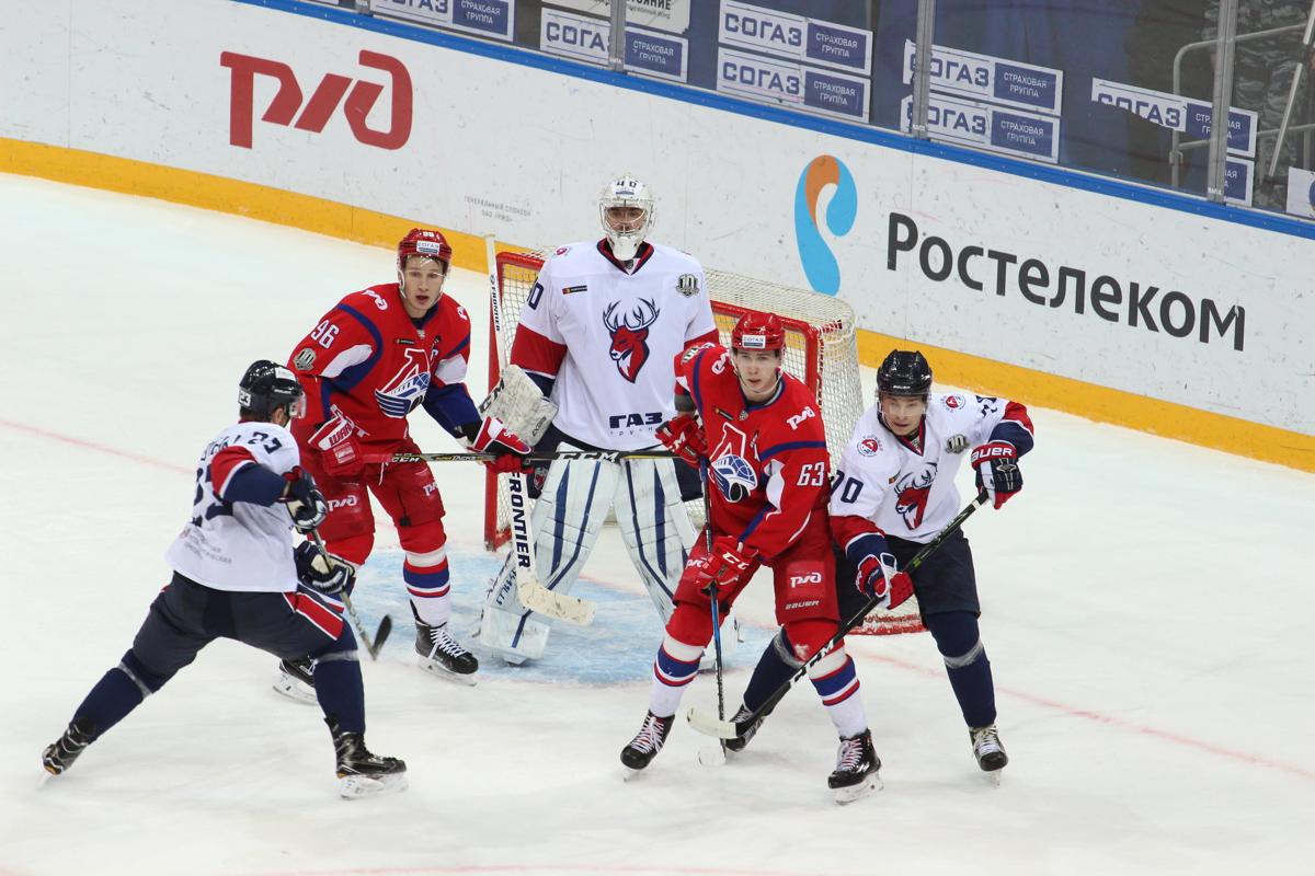 «Локомотив» вновь выиграл у «Торпедо» и повел в серии со счетом 2:0