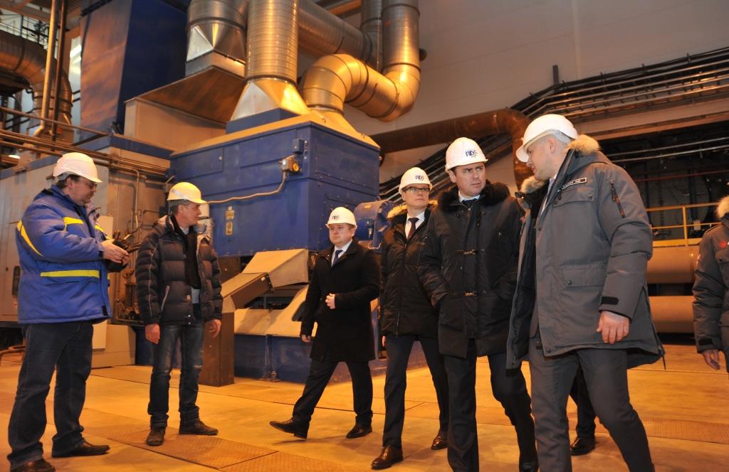 Новая парогазовая теплостанция в Тутаеве заработает следующей весной