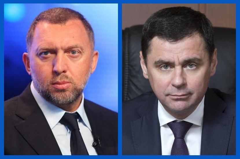 Дмитрий Миронов провел рабочую встречу с владельцем «Группы ГАЗ» Олегом Дерипаской