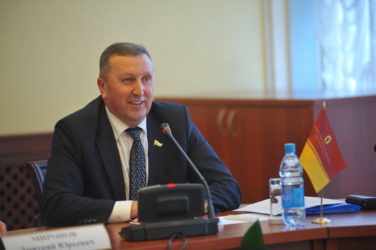 Избран председатель Общественной палаты Ярославской области четвертого созыва