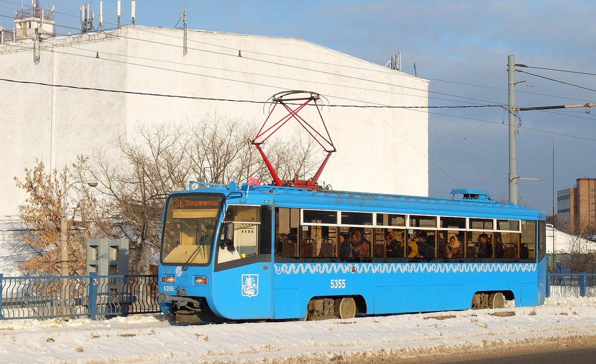 В Ярославль этой весной привезут 20 трамваев из Москвы