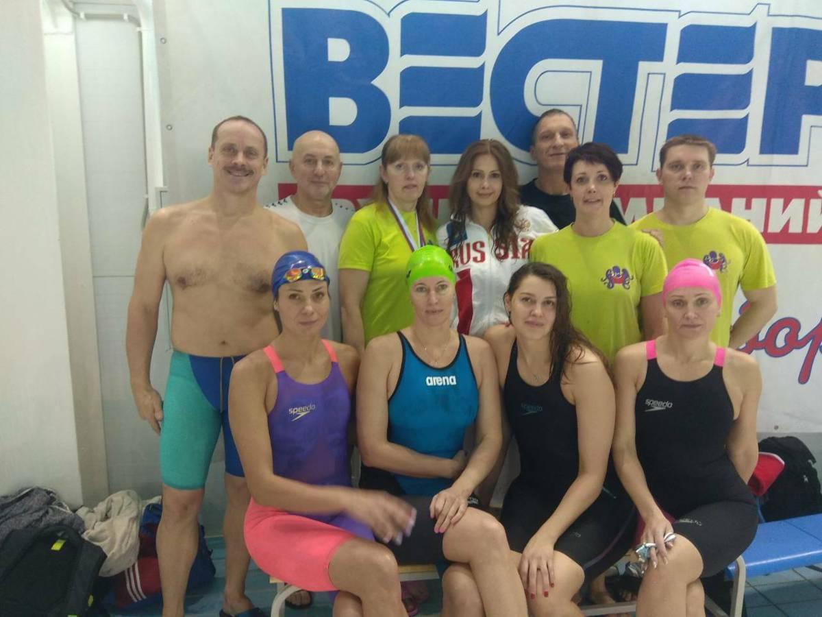 Ярославские спортсмены поставили два рекорда России на первенстве страны по плаванию