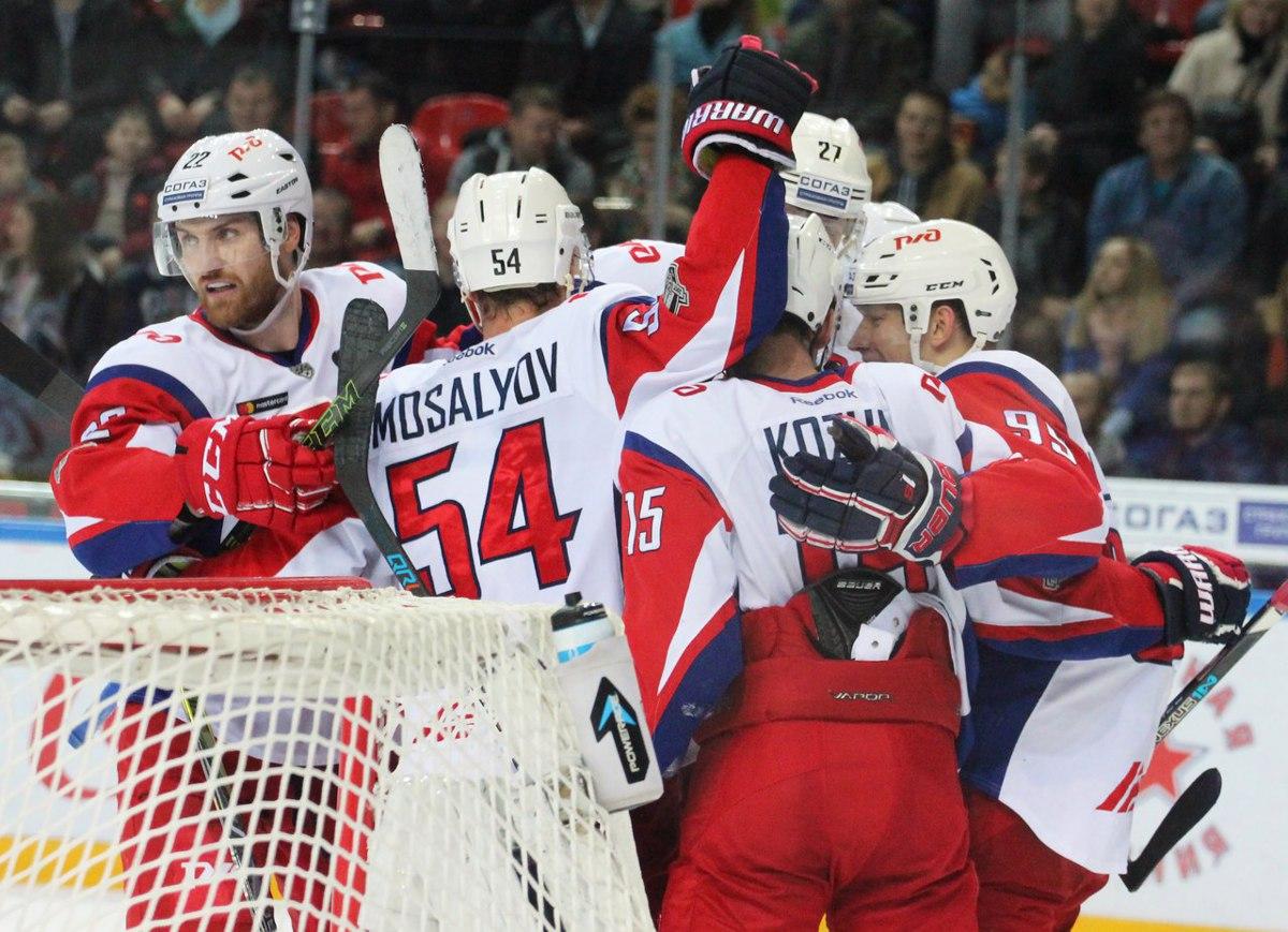 «Локомотив» всухую выиграл серию у «Торпедо» и вышел во второй раунд Кубка Гагарина
