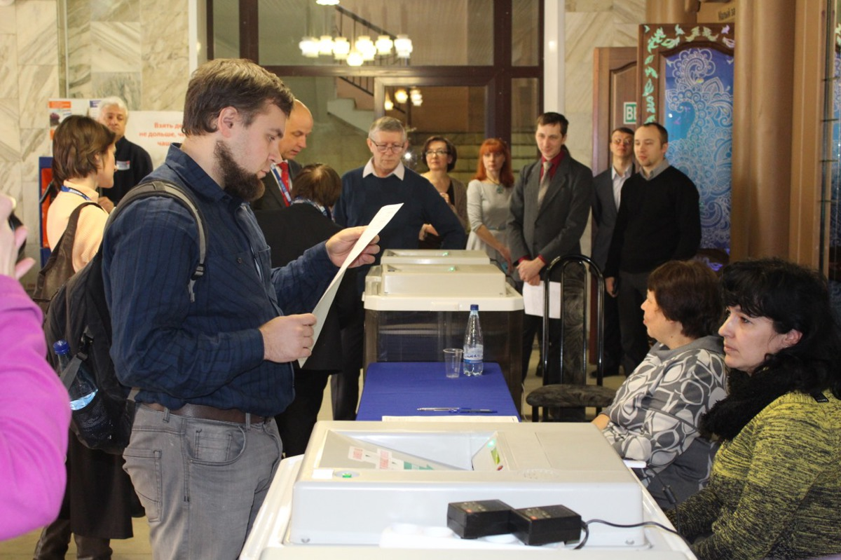 В Ярославле международные наблюдатели и общественники проверили работу КОИБов