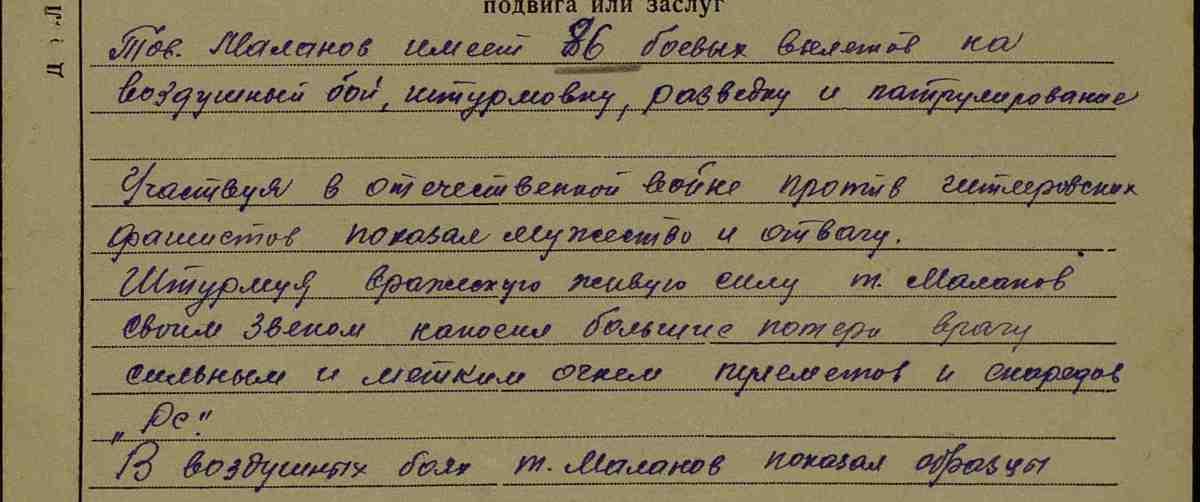 Улицы-герои Ярославля. Смертельный удар Маланова