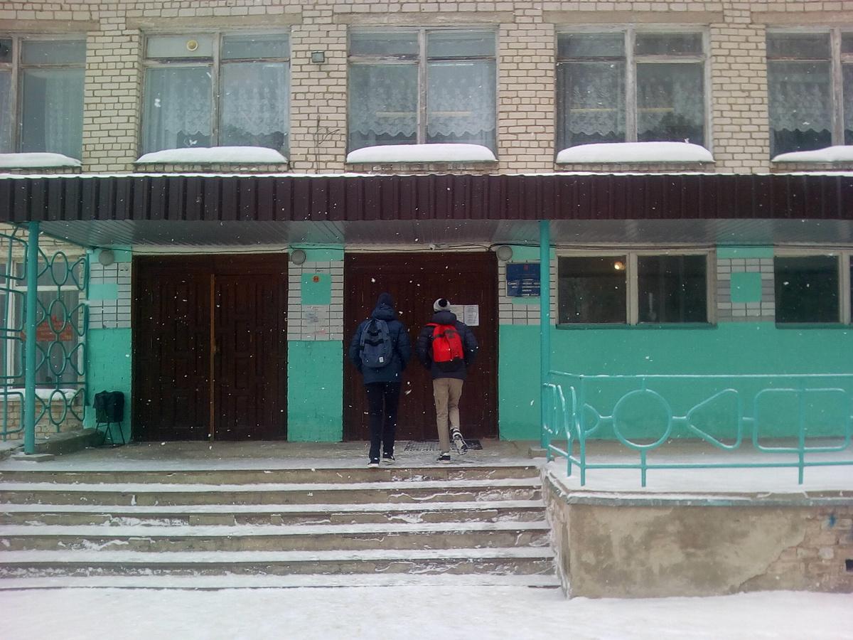 В Семибратовской школе обсудят установку системы контроля доступа