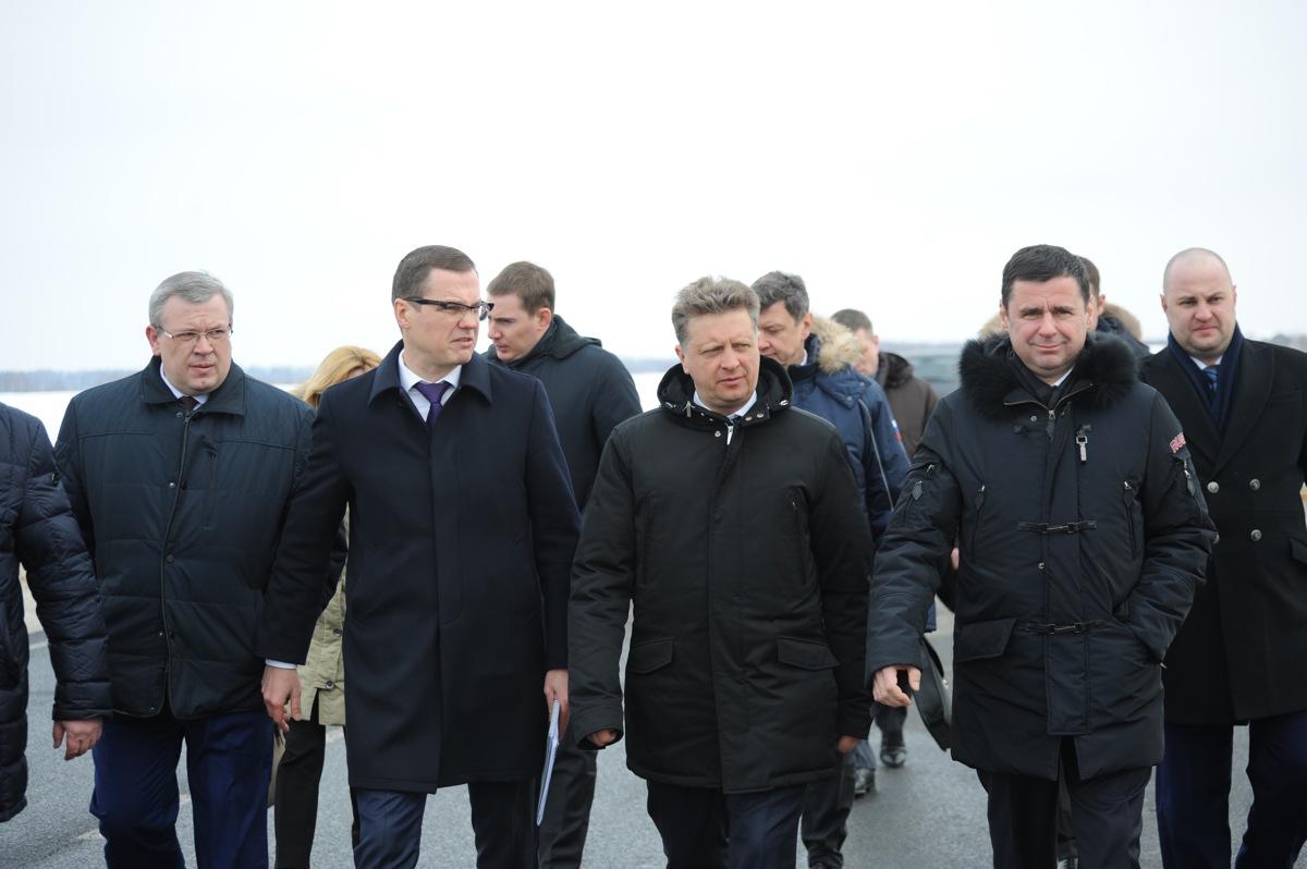 Новый терминал, аэровокзал и гостиничный центр: министру транспорта рассказали о перспективах Туношны