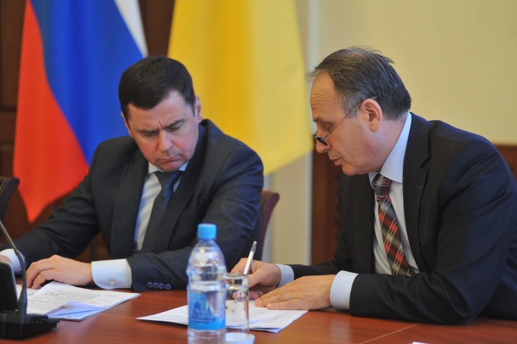 В правительстве Ярославской области пообещали достроить 13 социально значимых объектов