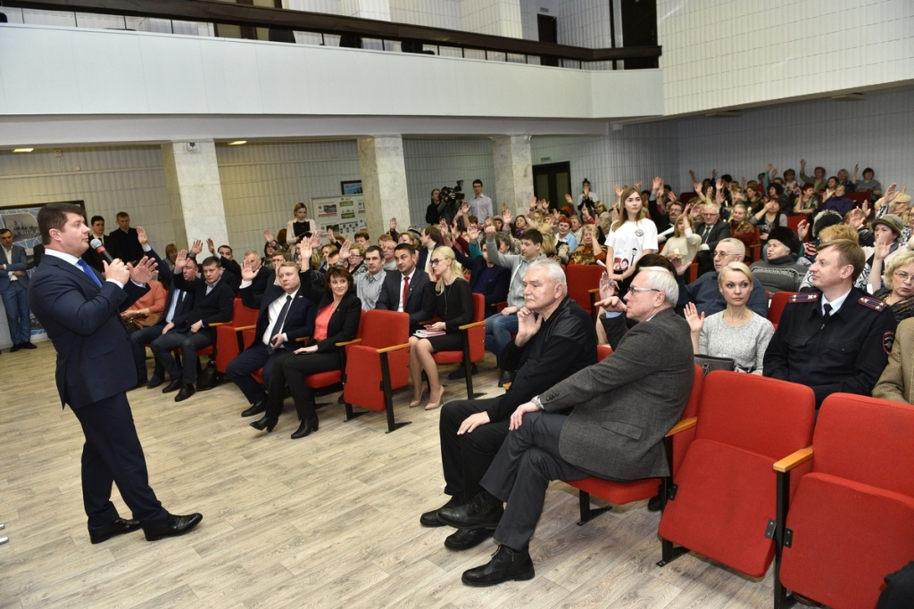 Все ярославцы старше 14 лет смогут в воскресенье принять участие в голосовании по программе «Решаем вместе!»