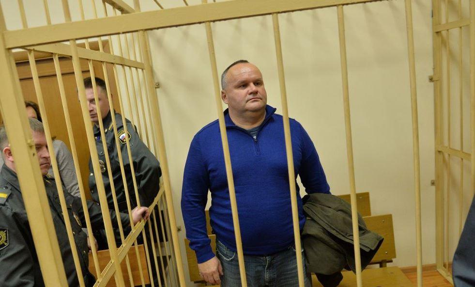 Осужденный экс-мэр Рыбинска Юрий Ласточкин объявил голодовку в колонии