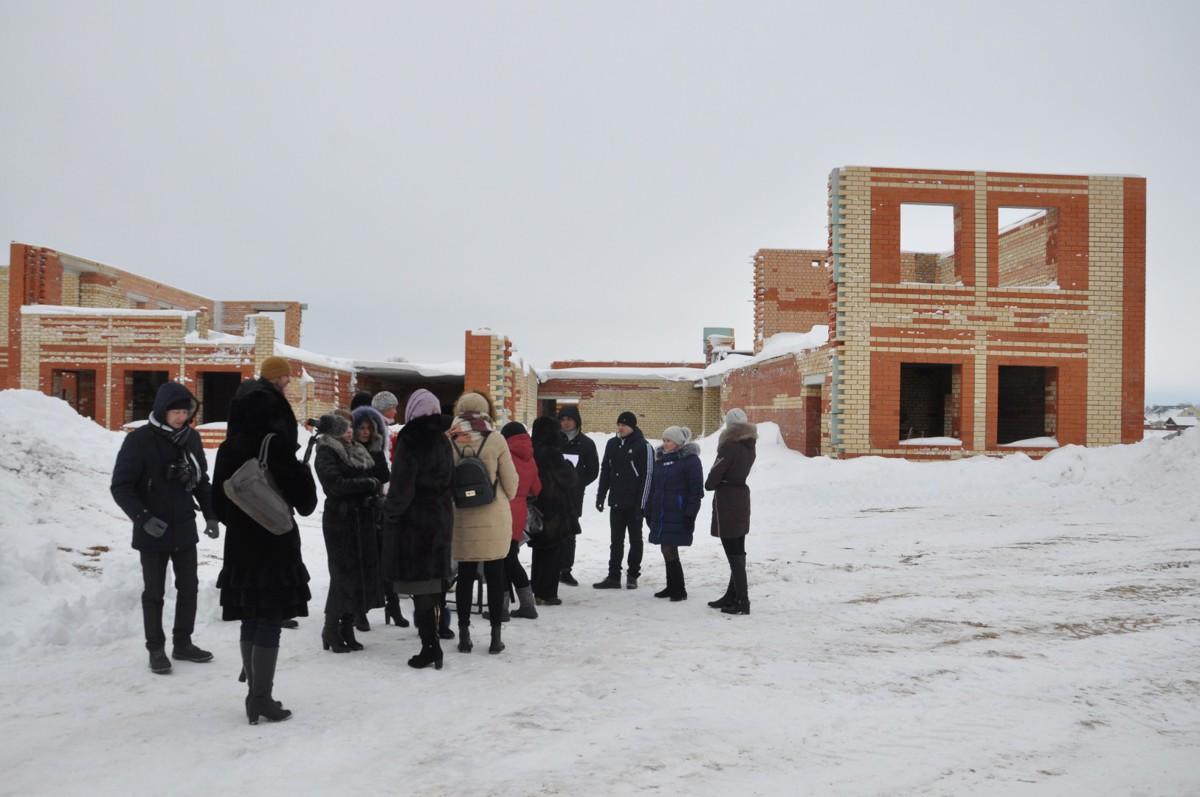 Строительство детского сада в Пошехонье будет возобновлено в этом году