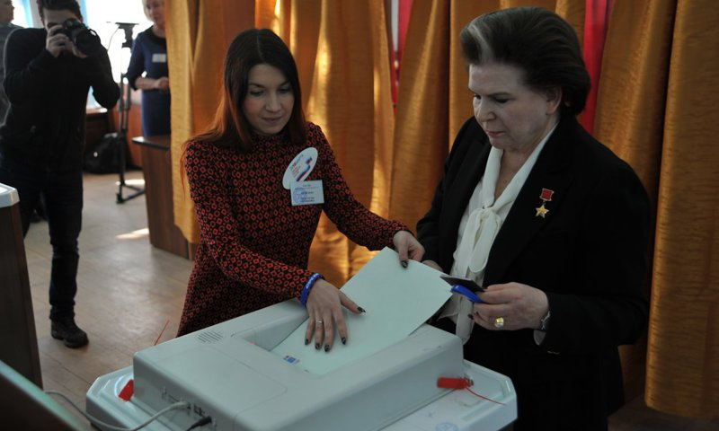 Как в Ярославской области прошли выборы президента: онлайн-трансляция