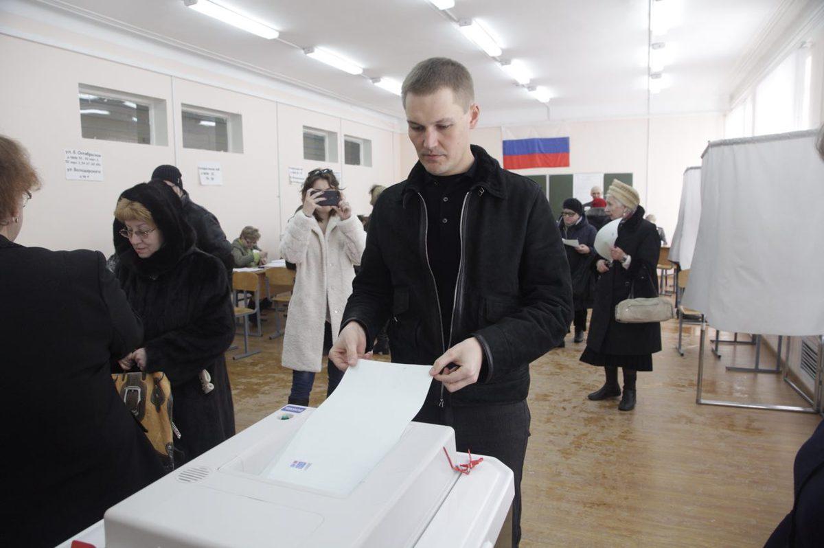 Депутат Госдумы: «Ярославцы семьями идут на выборы»