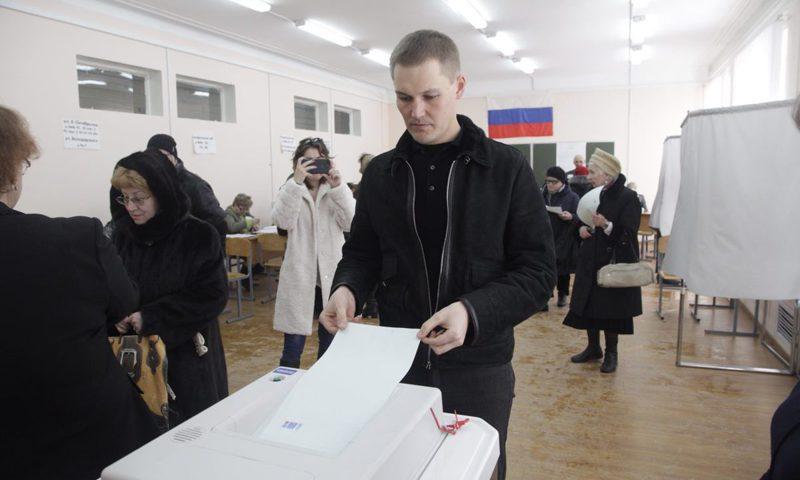 В Ярославской области начался подсчет голосов избирателей