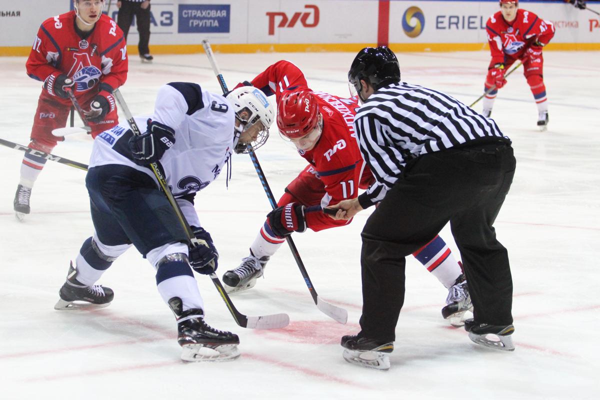 «Локо» сравнял счет в серии против «Динамо» СПб