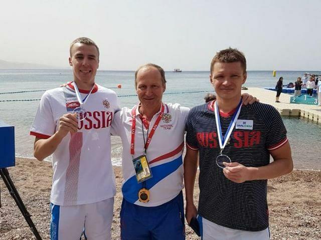 Ярославцы взяли две медали на первом этапе Кубка Европы по плаванию