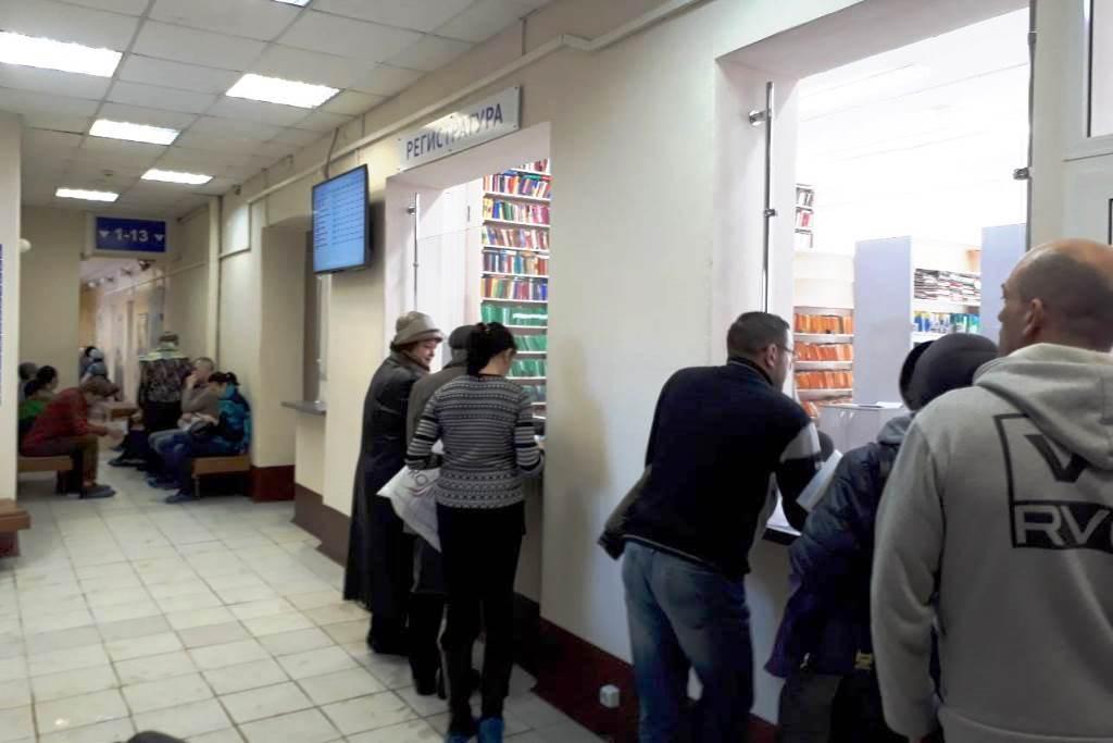 В ярославской поликлинике №4 завершается внедрение новой модели работы