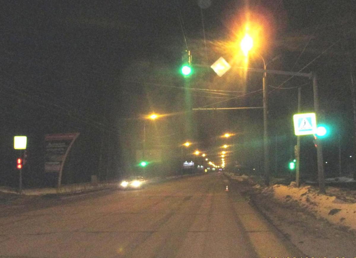 На Ленинградском проспекте в Ярославле сбили пешехода