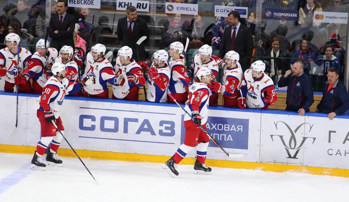 «Локомотив» занял пятое место в рейтинге клубов КХЛ