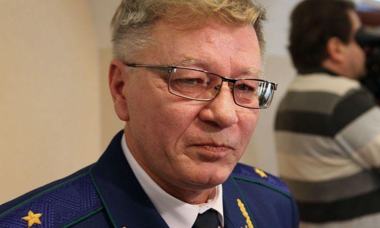 Умер бывший прокурор Ярославской области